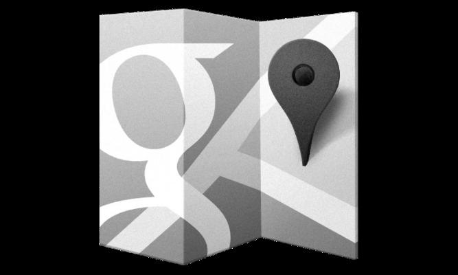 Google Map Optimization Icon