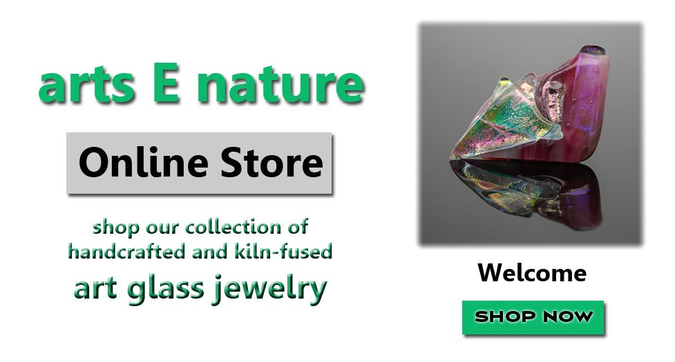 artsEnature Online Store E-commerce website WI